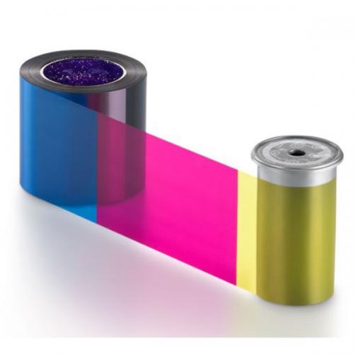 Entrust 525100-011 YMCKF-KT Full Colour Ribbon (300 Prints)