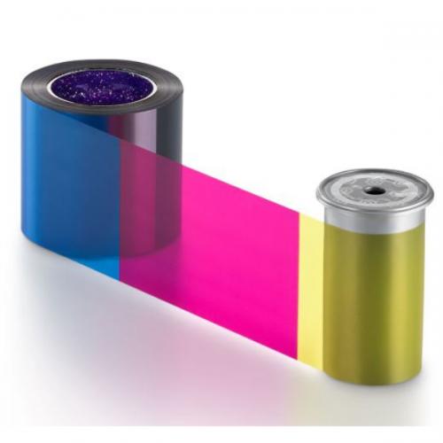 Entrust 525100-016 YMCKL-KT Full Colour Ribbon (300 Prints)