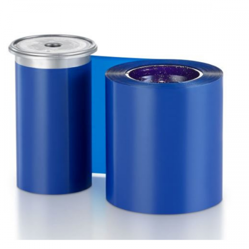 Entrust 525900-003 Monochrome Royal Blue Ribbon (1,500 Prints)