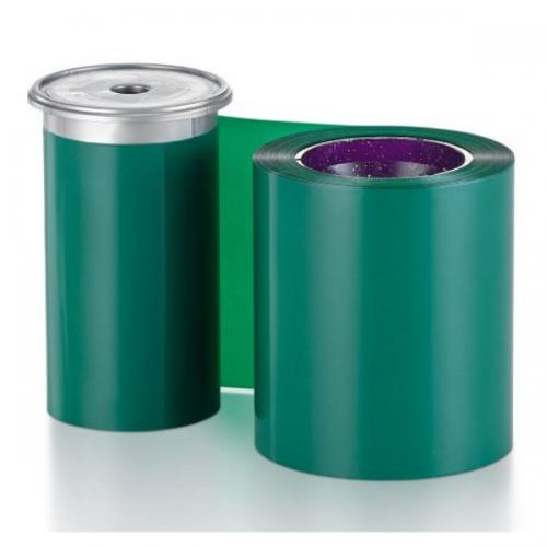 Entrust 525900-008 Monochrome Green Ribbon (1,500 Prints)