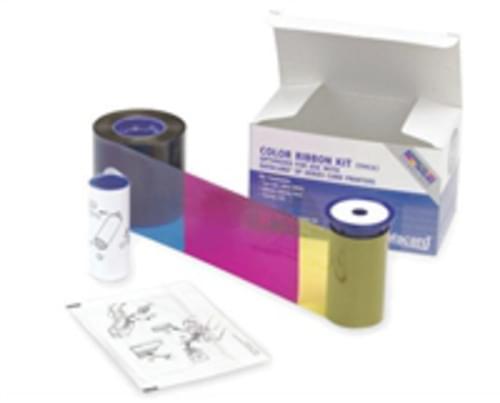 Datacard YMCKT Colour Ribbon - 250 Prints