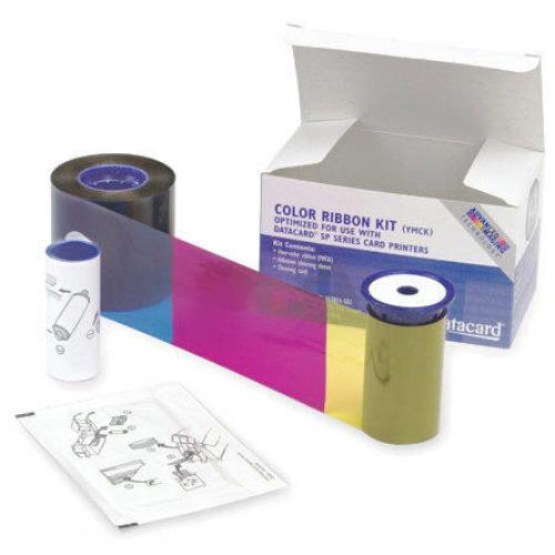 Datacard 534100-001 YMCKT Colour Ribbon (250 Prints)