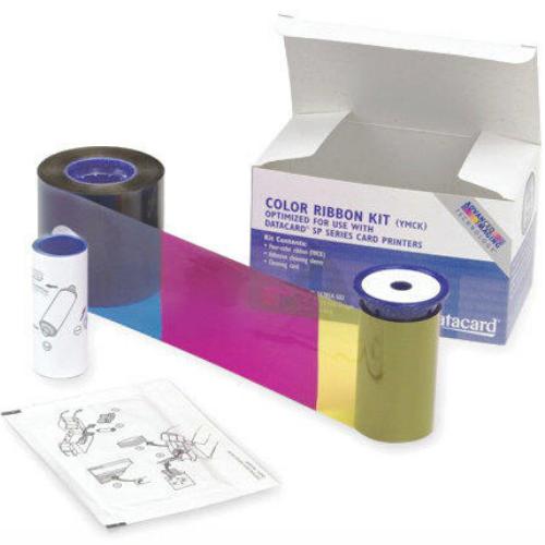 Datacard YMCKT-KT Colour Ribbon 534700-005-R010 -  350 prints