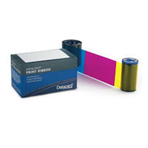 Datacard 535700-004-R095 YMCKT Colour Ribbon (500 Prints)