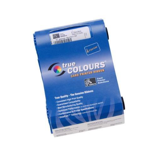 Zebra 800017-248 YMCKOK Colour Ribbon (165 Prints)
