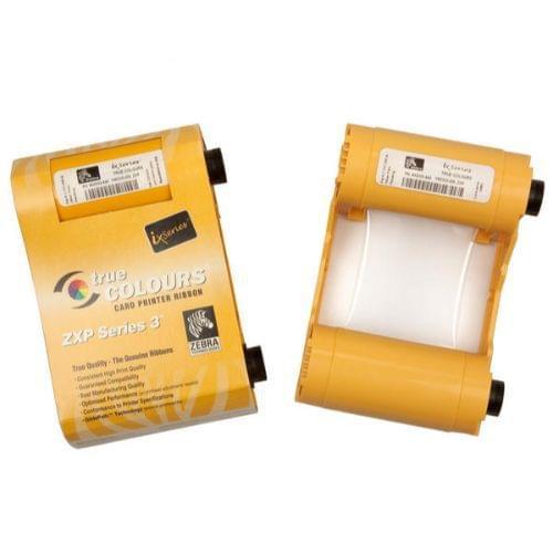 Zebra 800033-850 KDO Black Dye-Sub Ribbon (500 Prints)