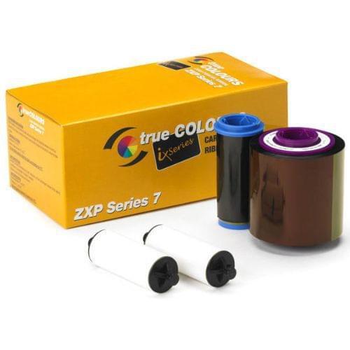 Zebra 800077-770 YMCUVK Colour Ribbon (750 Prints)