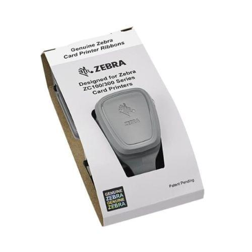 Zebra 800300-321EM ZC Black KrO Ribbon (700 Prints)