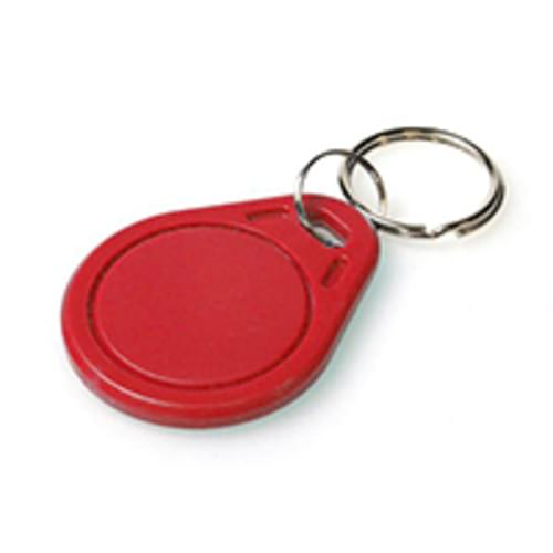 RED MIFARE Classic EV1 1K KEYFOBS (PACK OF 100)