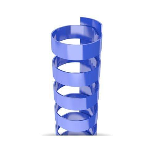 8mm x 21R Combs Blue - 300 BOX QTY