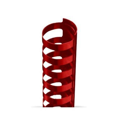 8mm x 21R Combs Red - 300 BOX QTY