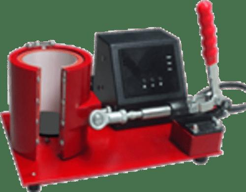 Schwitzler Lokomotiv Mug Press
