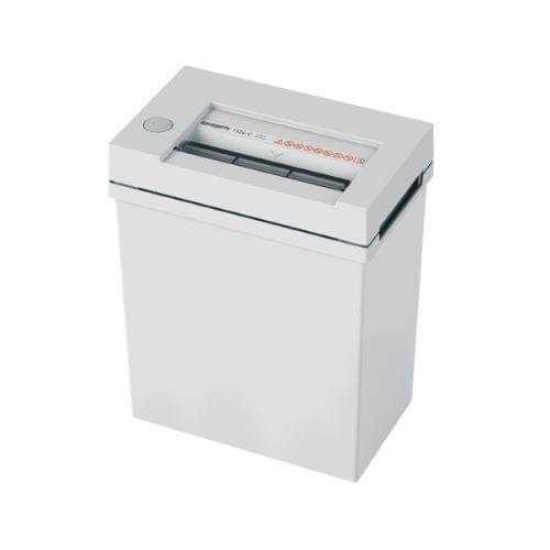 EBA 1126 P-5 security level. Innovative, compact deskside shredder with EASY-Touch for intuitive operation.
