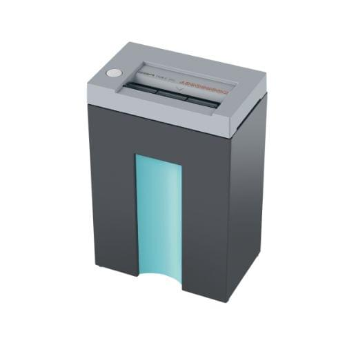EBA 1128 CC P-5 security level. Innovative, compact deskside shredder with EASY-Touch for intuitive operation.
