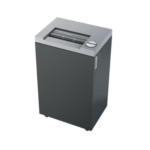 EBA 1624 P-7 security level. Convenient and powerful deskside document shredder. With SSC