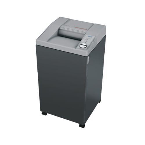 EBA 2326 S P-2 security level. Centralised data protection Shredder.