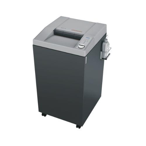 EBA 5131 C3 P-7 security level. Attractively priced office shredder with 310 mm (12) feed opening for A3.