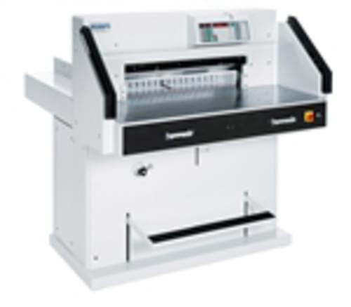 EBA  7260 LT Fully Automatic Programmable, Hydraulic Guillotine