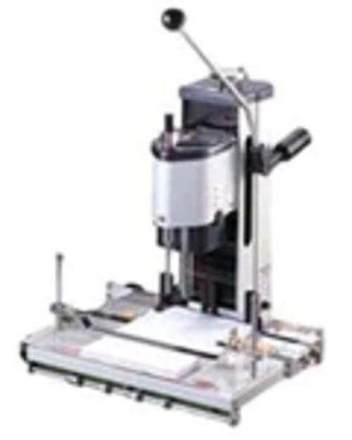 SPC Filepecker III-100 NT Single Spindle Paper Drill