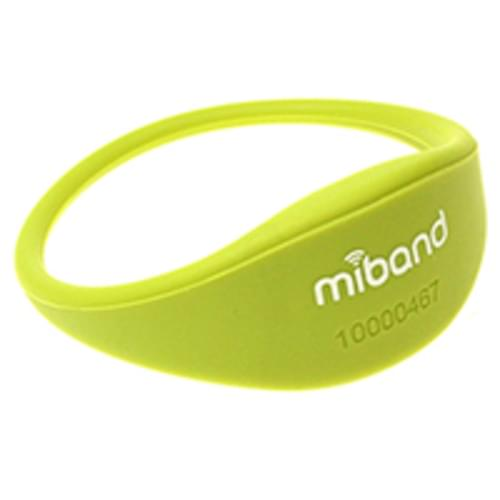 LIGHT GREEN 1K MIBAND - 67MM (ADULT SIZE)