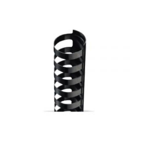 14mm x 21R Combs Black - 100 BOX QTY