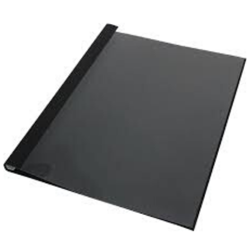 Impress Bind 3.5mm Black Clear Front