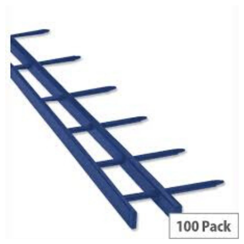 Surebind Strips - 50mm: 500 Sheet Capacity - Dark Blue