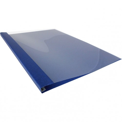 Impress Bind 7mm Blue Clear Front