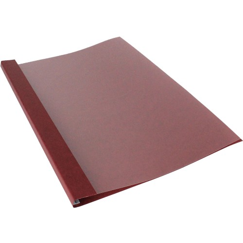 Impress Bind 3.5mm Burgundy Clear Front