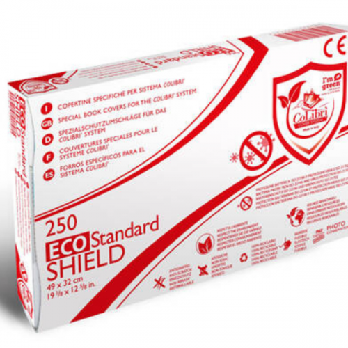 Colibri ECO Shield Anti Bacterial Environmentally Friendly Covers - Standard