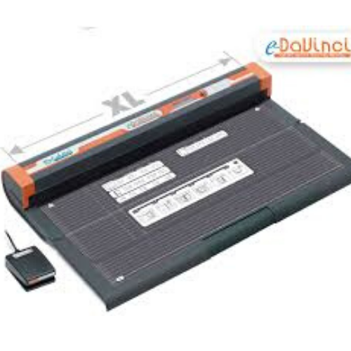 E-Davinci Automatic Book Covering Machine from Colibri