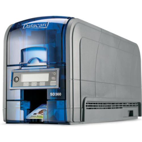 Datacard SD260 Single Sided ID Card Printer