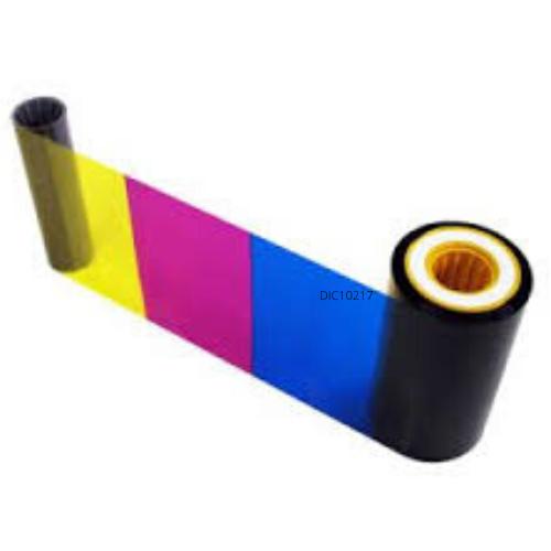 Magicard ID Card Printer YMCKK 5 Panel Dye Film Color/Black - 750 Prints