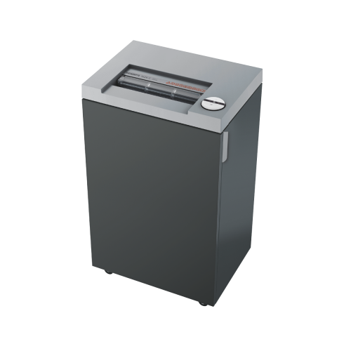 EBA 1624 C3 P-6 security level. Convenient and powerful deskside document shredder.