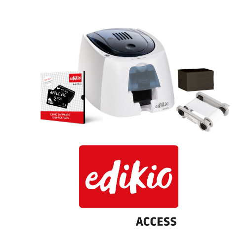 Edikio Access Price Tag Solution