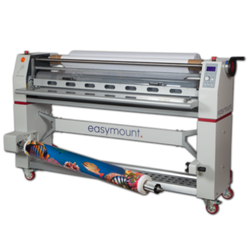 Easymount Heavy Duty 1600SH Single Hot Roll Laminator (With Swing Out Arms)
