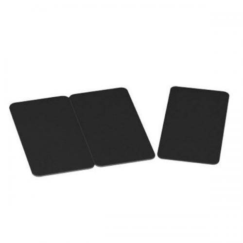Evolis C8521 3TAG Black Cards - Pack of 100