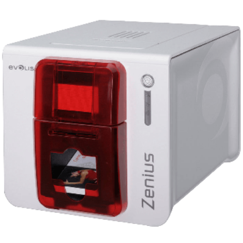 Evolis Zenius Classic- Plastic ID Card Printer
