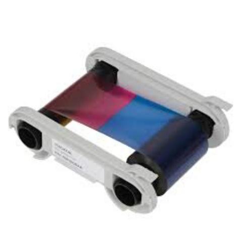 Evolis R6F003EAA YMCKOK Colour Ribbon (200 Prints)