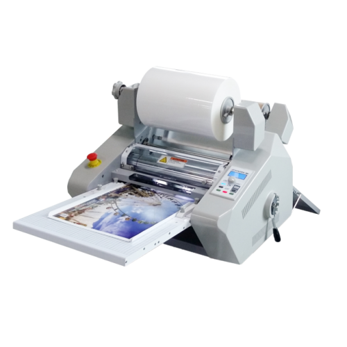 GMP Excel Topic 380 Laminating & Sleeking Machine