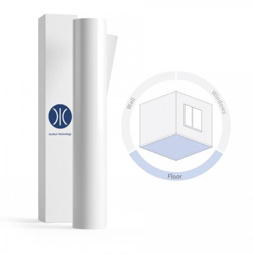 1372mm 100Mic Protec 385P Sand PVC-Monomeric Floor Laminate 50 Metres