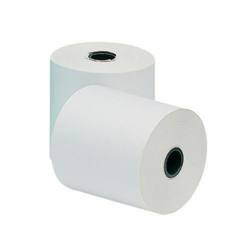 IDreception Thermal Paper Rolls for Badge Printing