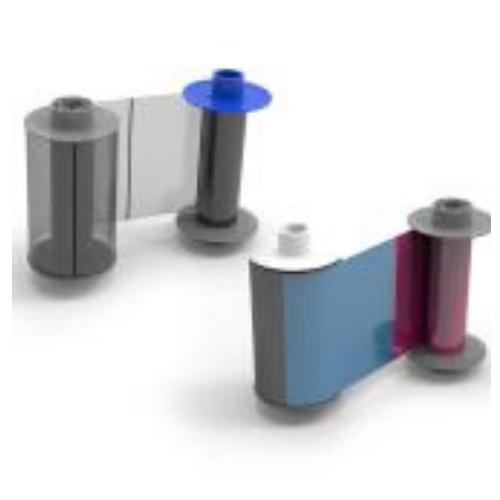 Magicard Ultima HE4000-SINGLESET YMCK Dye Film & Retransfer Film Set