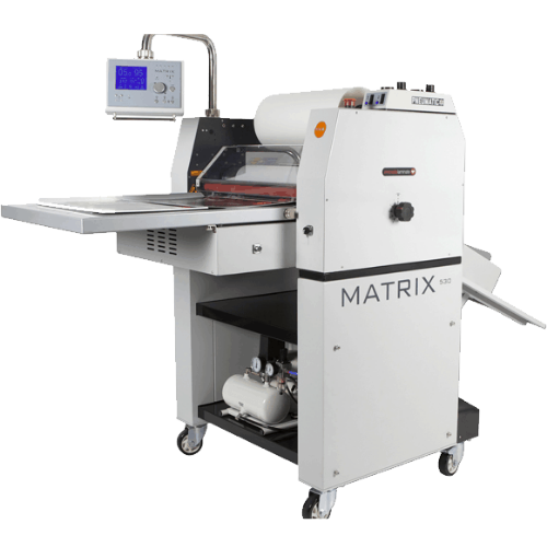 Matrix MX 370DP Duplex Pneumatic Laminating System