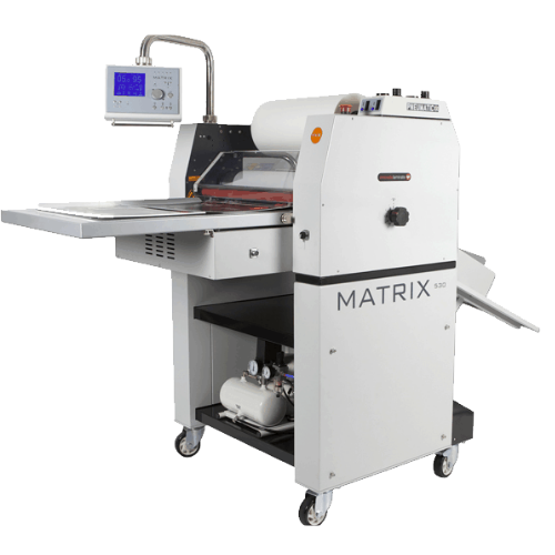 Matrix MX 370P Laminating System