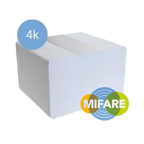 MIFARE Classic 4K NXP EV1 CARDS (PACK OF 100)