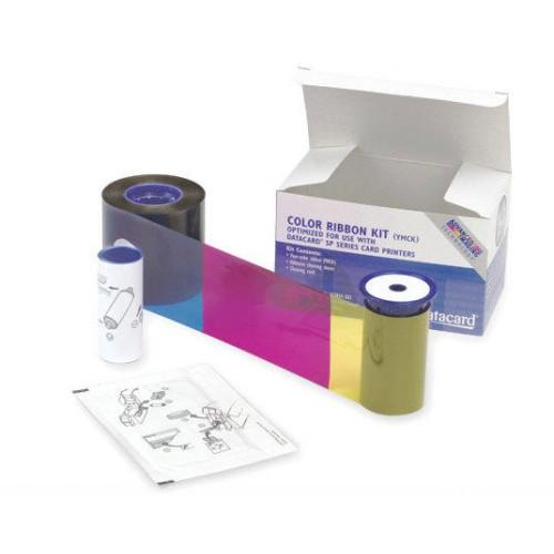 Datacard 534700-002-R010 YMCKT Short (Half) Panel Colour Ribbon (650 Prints)