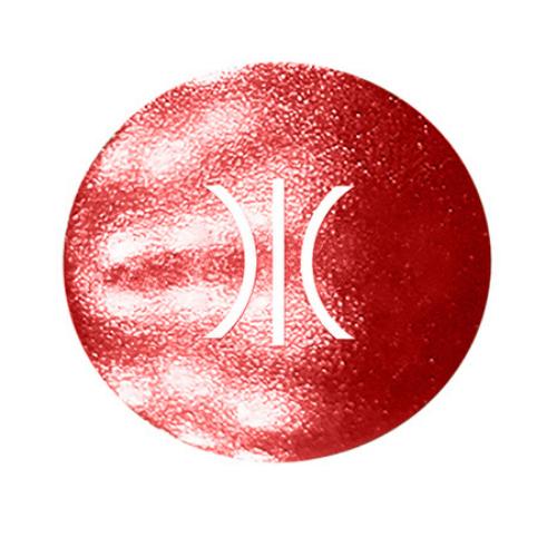315mm Aqua Aura Foil Red 77mm Core 100 Metres