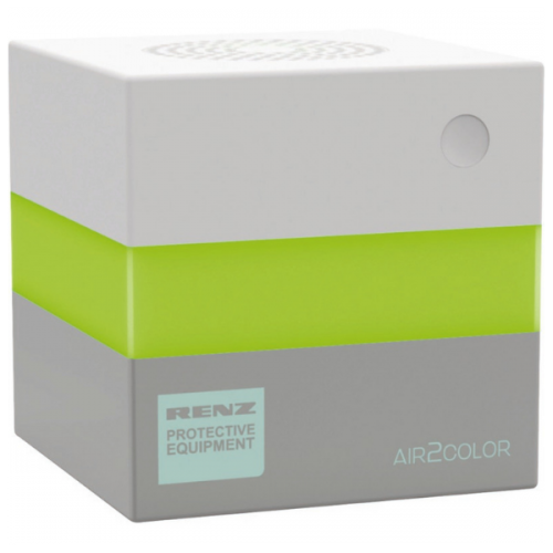 AIR2COLOR - Makes Air Quality Visible