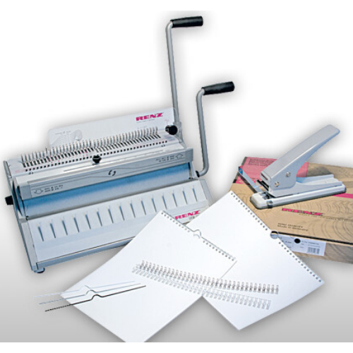Calendar Binding Machine Package